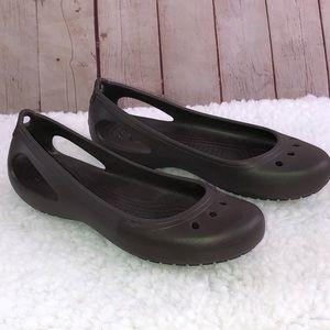 Crocs Women's Kadee Flats for sale